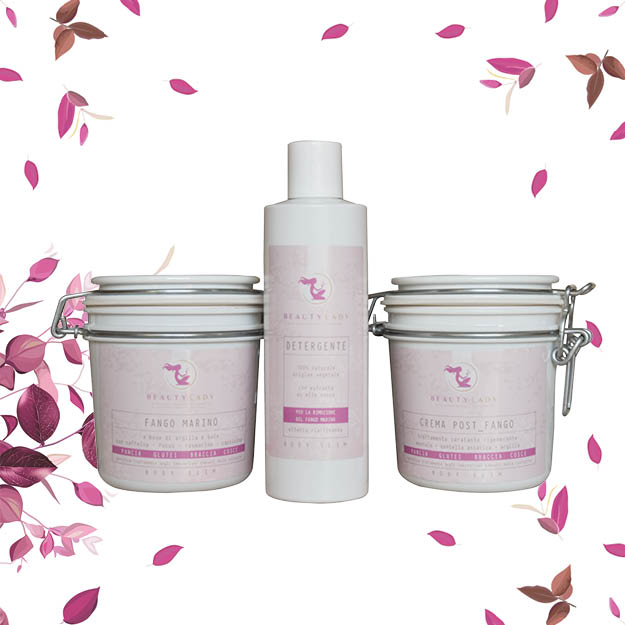 kit cellulite foglie